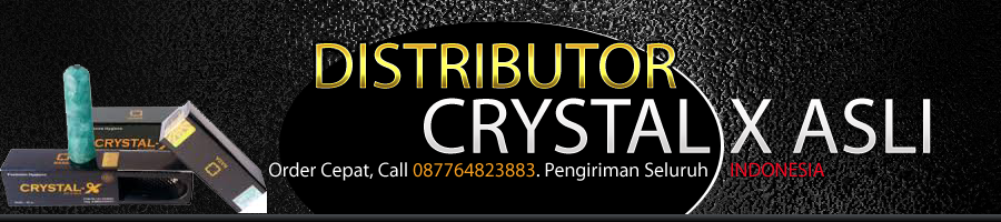 Jual Crystal X Asli NASA, Distributor Produk Nasa Herbal Pemalang