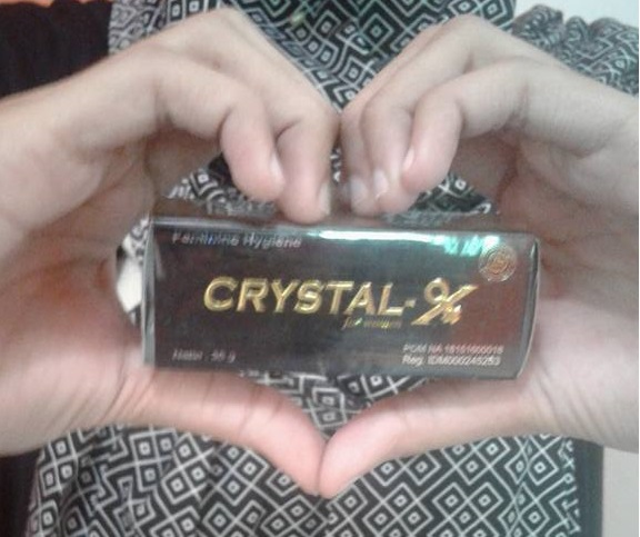 Distributor Crystal X Asli PT.Nasa