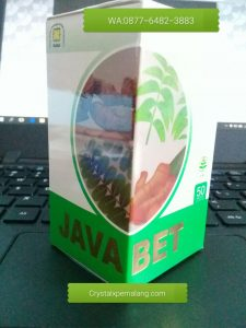 Javabet Nasa Obat Herbal Kecing Manis (Diabetes)