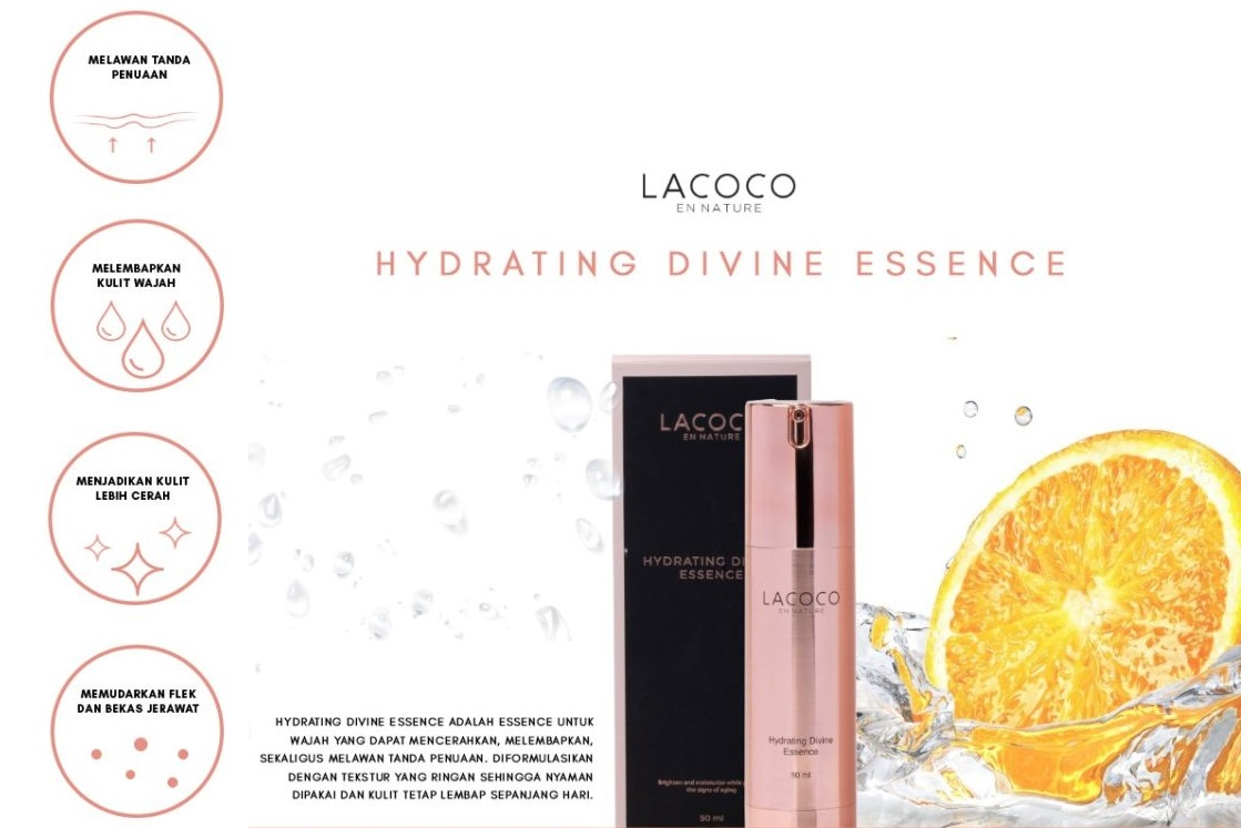 Lacoco Hydrating Divine Essence Nasa