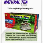 Natural Tea – Teh Celup Berjuta Manfaat