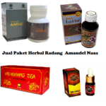 Jual Paket Herbal Radang  Amandel Nasa