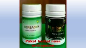 paket herbal nasa andopause