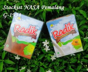 Paket Herbal NASA Cacar Air