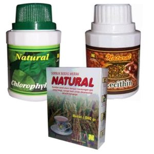 Paket Herbal Hipertensi NASA